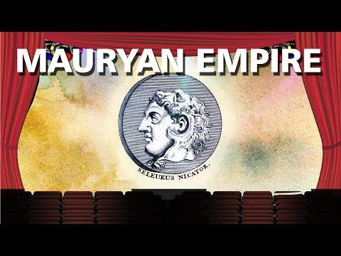 The Mauryan Empire | Chandragupta Maurya | Chanakya Niti