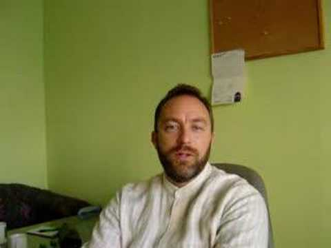 Jimmy Wales Wikipedia INTERVIEW for Media Cafe and Mediapoli