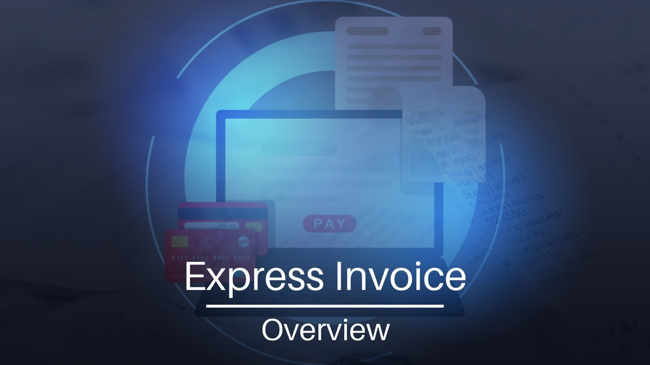 Express Invoice Invoicing Software Overview YouTube - Express invoice software