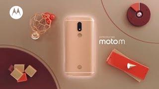 Moto M | Full-metal body
