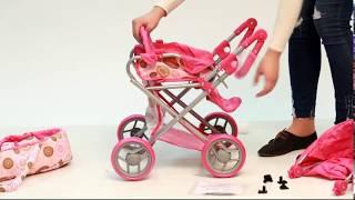 Обзор коляски от бренда Mary Poppins