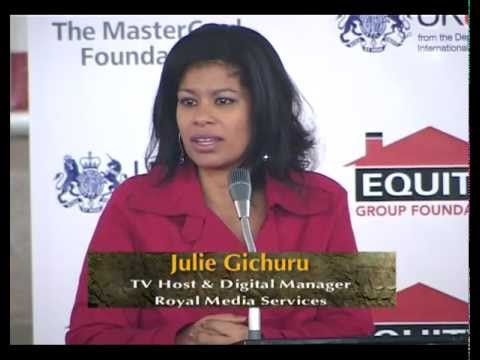 Rise up and take responsibility; by Julie Gichuru