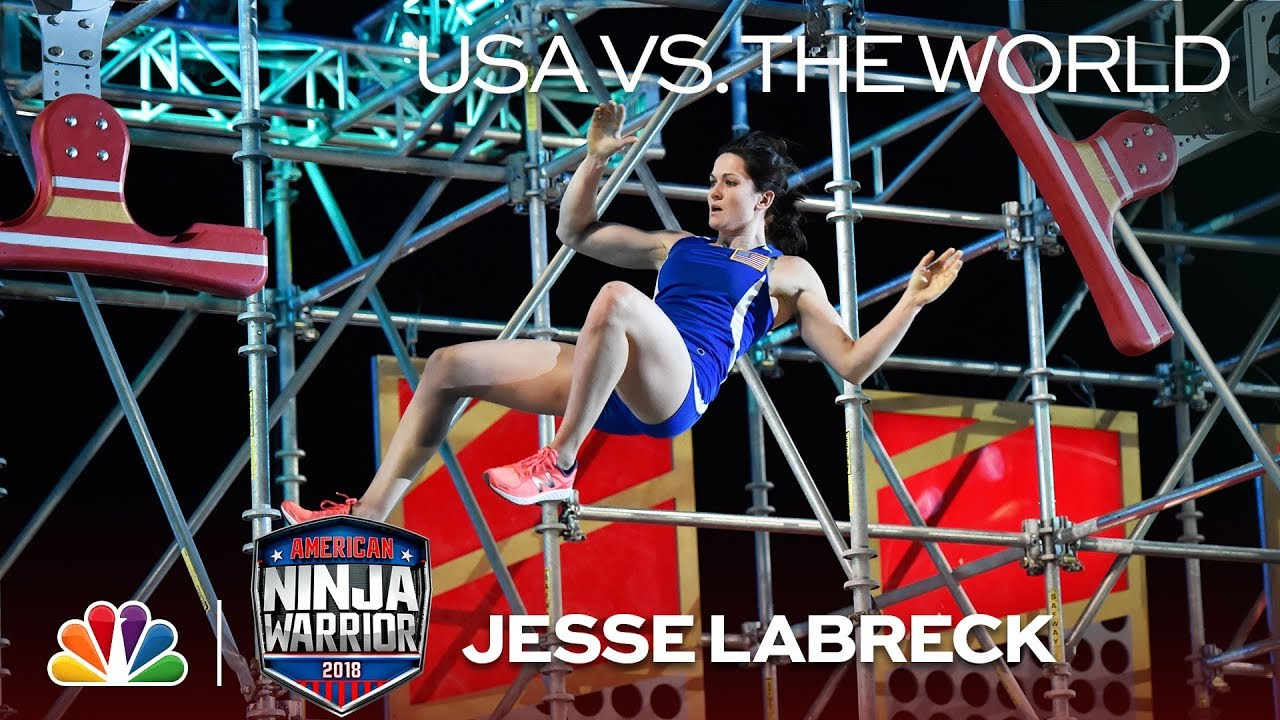 Jesse Labreck's Stage 2 Run: USA vs. the World - American ...