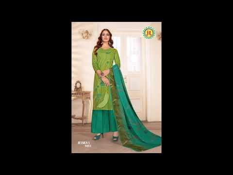 Jessica Vol 5 Jt Salwar Suits    Manufacturer Wholesaler Ahmedabad Surat