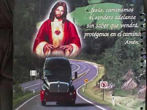 la oracion del camionero ( los amos del camino )