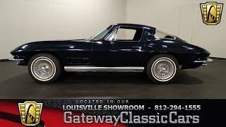 1964 Chevrolet Corvette - Louisville Showroom - Stock # 1465