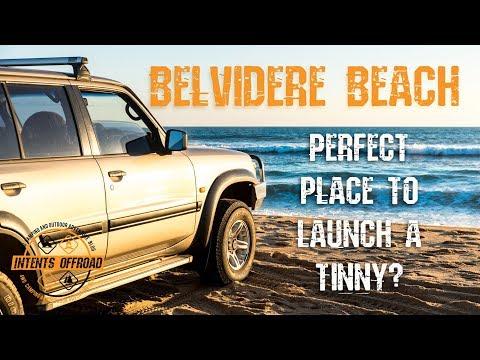 First Tinny Trip! Camping At A 4WD Beach Near Perth
