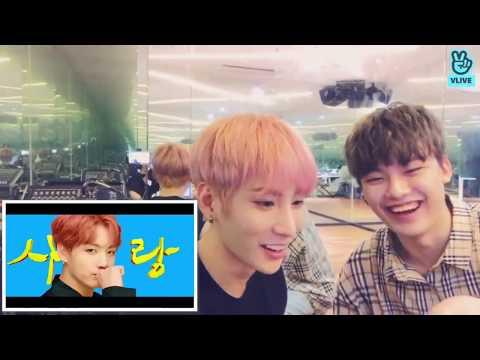 IN2IT(인투잇)(Isaac&Sunghyun) REACTION TO BTS (방탄소년단) 'IDOL' Official MV