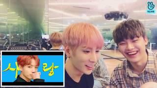 IN2IT(인투잇)(Isaac&Sunghyun) REACTION TO BTS (방탄소년단) 'IDOL' Official MV Resimi