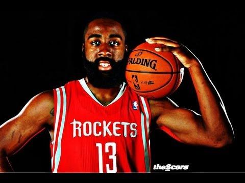 NBA 2K13 Tips James Harden Easy 3 Pointer!