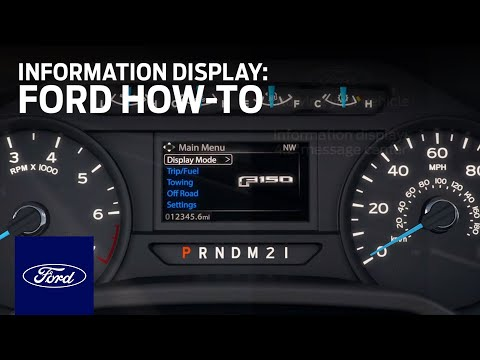 "Information Display - 4.2"" Message Center 