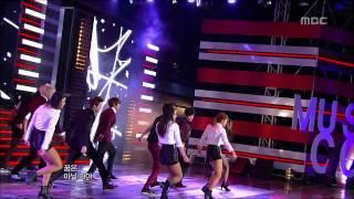U-KISS - Stop Girl, 유키스 - 스탑 걸, Music Core 20120929