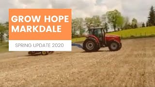 Grow Hope Markdale - Planting season 2020