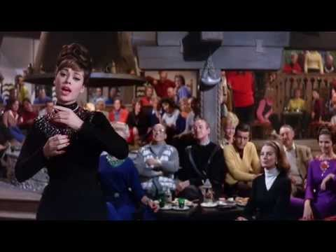 """Meglio Stasera"" (From 1963 Pink Panther Movie) - Fran Jeffries"