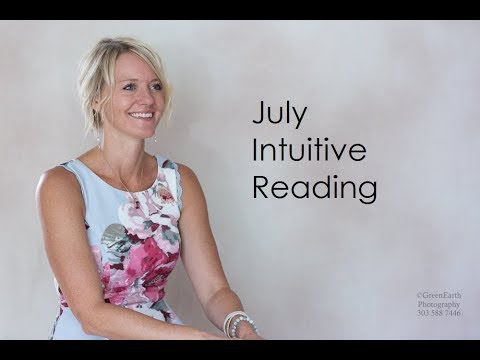 July 2019 Intuitive Reading