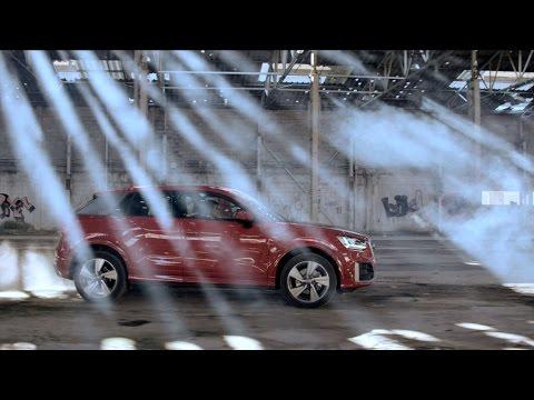 Al volante del Audi Q2: una pesadilla para sus rivales SUV compactos - centímetros Cúbicos