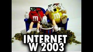 JAK WYGLĄDAŁ INTERNET W 2003 na płycie cd?