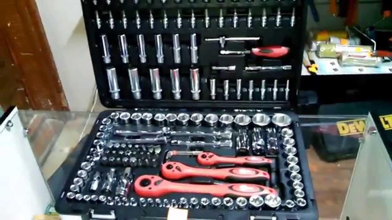 Наборы инструментов, наборы электроинструмента, наборы пневмоинструмента, наборы гидравлического инструмента, наборы ручного инструмента, наборы автомобильного инструмента, наборы шарнирно губцевого инструмента, наборы слесарно-столярного инструмента, наборы садового.