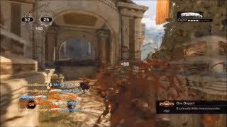 1st WallBounce Gnasher Montage Gears of War 3 - ImmortalBounce   World Championship 2013