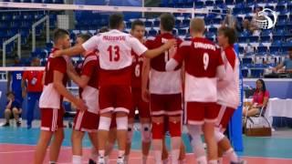 MŚ U21 - Polska 3:0 Kuba | Wiązanka pieśni bojowych