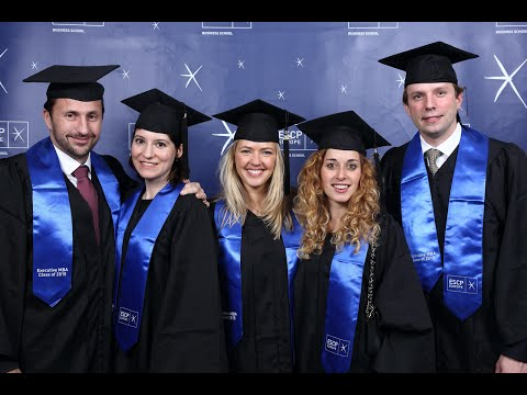 Graduates share their Executive MBA experience at ESCP Europe