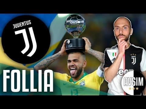 Dani Alves alla Juve al posto di Cancelo? ||| Mercato Avsim