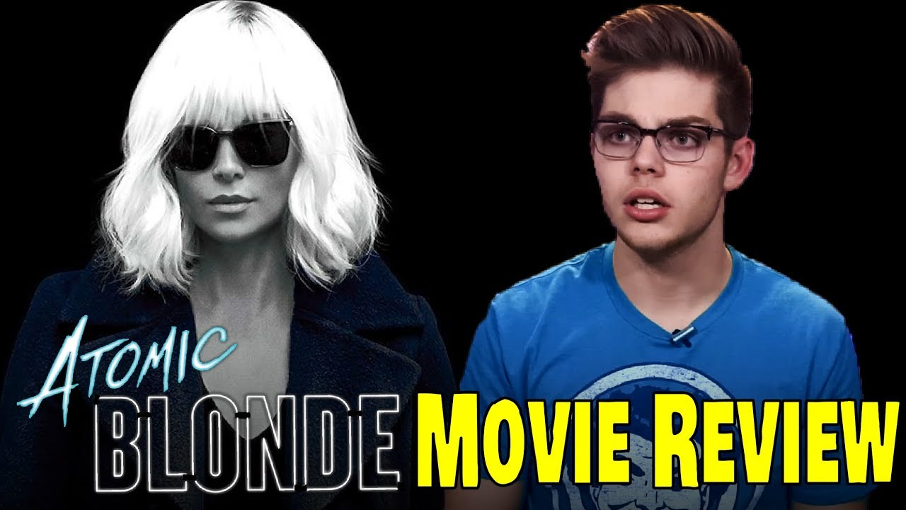 Blonde Unschuld 1989: Atomic Blonde
