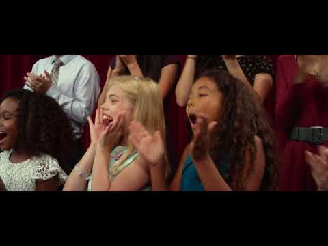 """Wonder Official Trailer #2 - """"Brand New Eyes"""" (Music Video) – In theatres November 17!"""