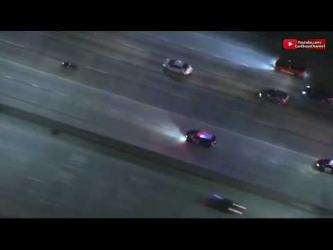 Police Chase Los Angeles May 11 2017