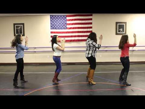 Scott Dean  1234 Dance Instructial