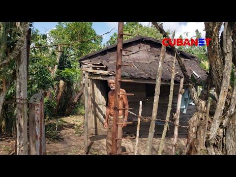 """""""No se lo he dicho a mis vecinos porque me da pena"""": anciano CUBANO reconoce que pasa HAMBRE"""