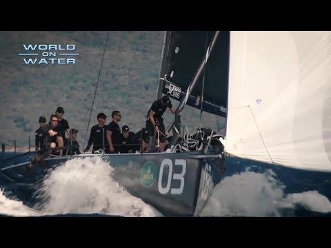World on Water May 26 17 Global Sailing News. TP 52's, IKA, AC, Medal Maker, VOR, PWA