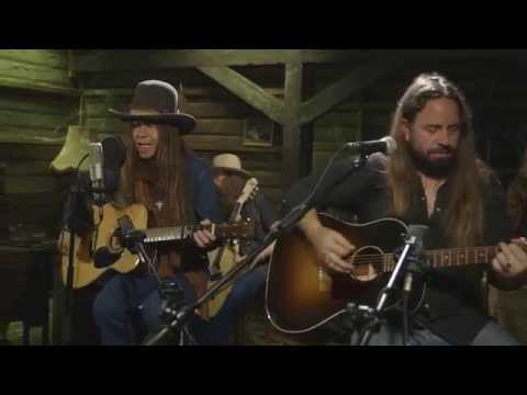 Blackberry Smoke - Ain't Much Left of Me (Live at Google/YouTube HQ)