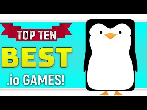 "Top Ten ""Best .io Games"" TODAY! #iogames #.io #browsergames #browserbased"