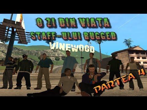 [Parodie SA:MP] O zi din viața Staff-ului BUGGED (partea 4)