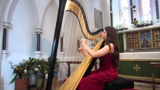 John Thomas - Watching the Wheat - Amy Turk, Harp