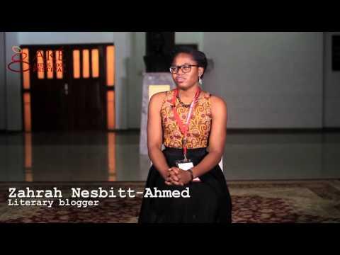 Modern Writers are alot more free-er Zahrah Nesbitt-Ahmed at Ake Festival 2015