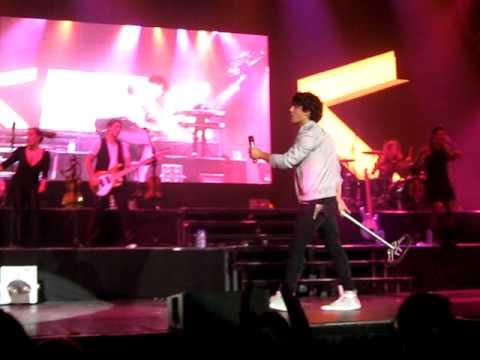 Jonas Brothers Play My Music Live Zenith de Paris 14 juin 09 - 2