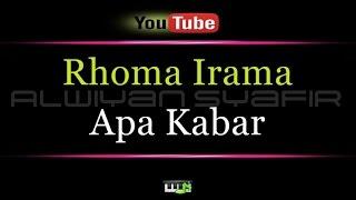 Karaoke Rhoma Irama - Apa Kabar ( feat  Rita Sugiarto )