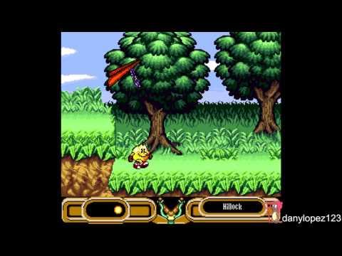 [TAS] SNES PacMan 2 - The New Adventures