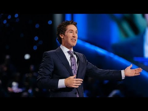 It Is Finished - Joel Osteen