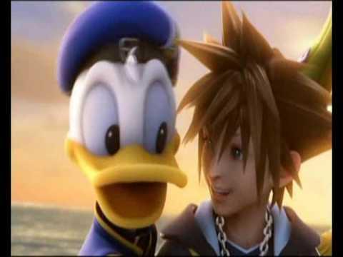 Selfish -- Kingdom Hearts AMV
