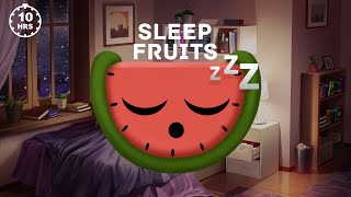 Calm Ambient Sounds 10 Hours [Sleep Fruits Music] Focus, Relaxing, Meditation