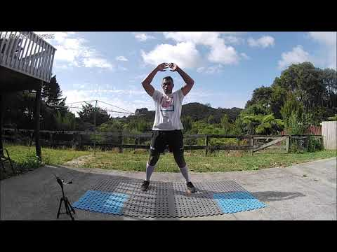 Bodyweight Workout Daily Challenge for Beginners #4