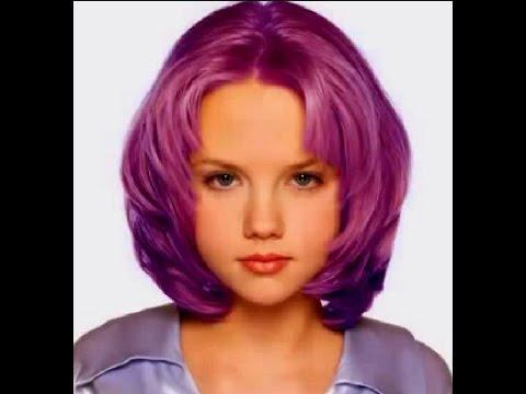 Как перекрасить волосы в фотошопе