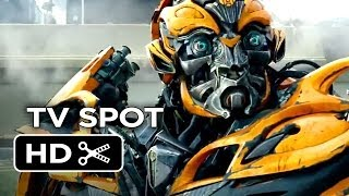 Transformers: Age of Extinction Extended TV SPOT - Judgement (2014) - Michael Bay Movie HD
