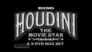 HOUDINI: THE MOVIE STAR - DVD - Harry Houdini - Kino International