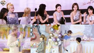 """Download 20200105 TWICE Reaction to BTS """"Boy with Luv"""" @34th GDA"""