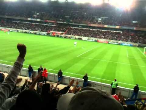 Psg Brest 11 09 11 Paris C Est Nous Liberte Pour Les Ultras Va Kob Youtube