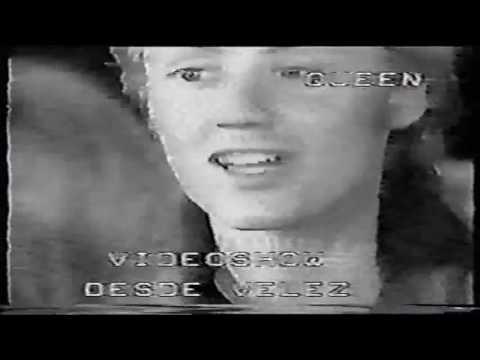 Queen  Press Conference Argentina 1981 Parte 1